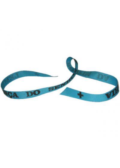 Armband - Senhor do Bonfim  Azul